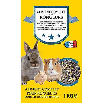Agrobiothers Balanced Mix All Rodents (Small pets , Treats)