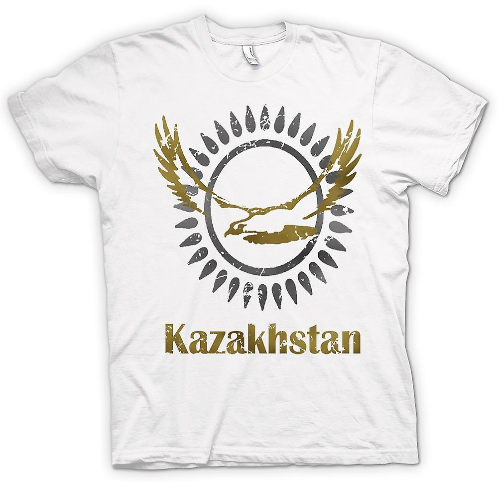 Mens T-shirt - Kazakhstan - Cool Design Funny