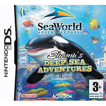 SeaWorld Adventure Parks Shamus Tiefsee-Abenteuer (Nintendo DS)