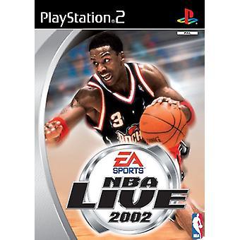 NBA Live 2002 - Usine scellée