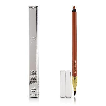 Lancome Le Lip Liner Waterproof Lip Pencil With Brush - #66 Orange Sacree L7033400 - 1.2g/0.04oz