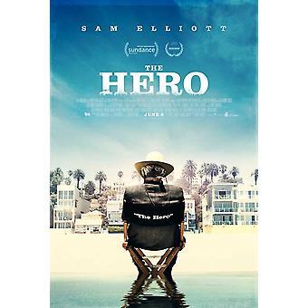The Hero Movie Poster (11 x 17)