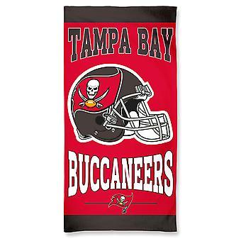 Wincraft NFL Tampa Bay Buccaneers plage serviette 150x75cm