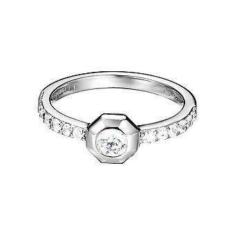 ESPRIT women's ring silver JW52890 cubic zirconia ESRG92705A1