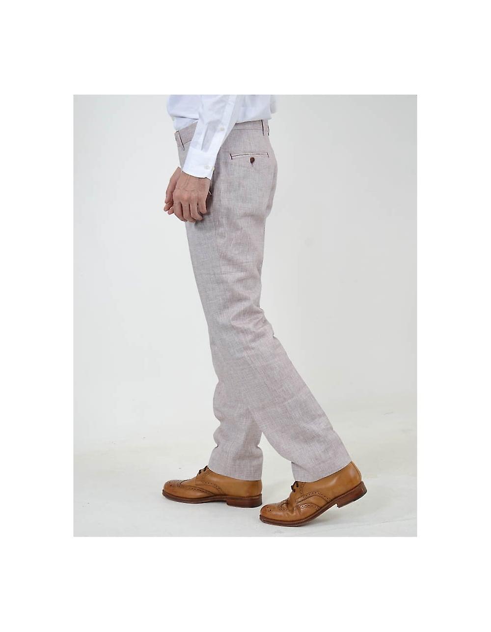 Guide London Linen Blend Trousers