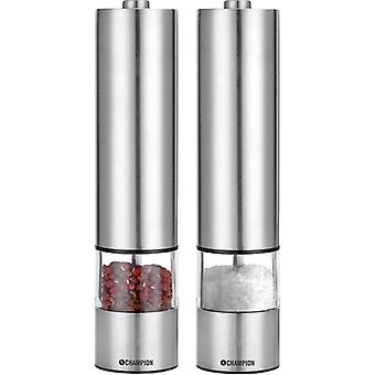 Champion Salt and pepper mill