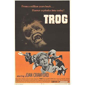 Trog Movie Poster (11 x 17)