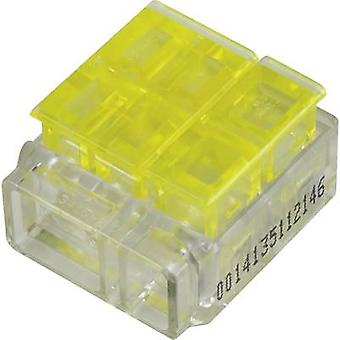 1282785 Core connector flexible: 1.5-2.5 mm² rigid: 1.5-2.5 mm² Number of pins: 3 1 pc(s) Yellow