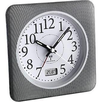 TFA 60.1502.10 Radio sveglia grigio, bianco allarme volte 1