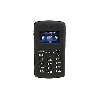 OEM Verizon LG VX9200 enV3 Silicone Case - Black (Bulk Packaging)