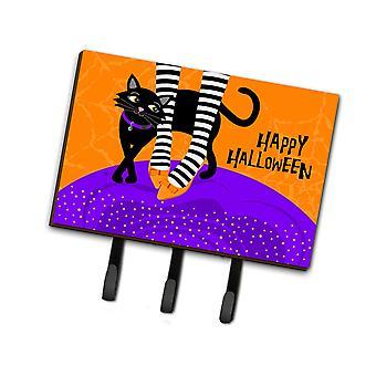 Carolines Treasures  VHA3038TH68 Halloween Witches Feet Leash or Key Holder