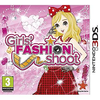 Girls Fashion Shoot (Nintendo 3DS)