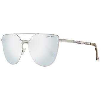 GUESS by MARCIANO women's sunglasses Butterfly silver