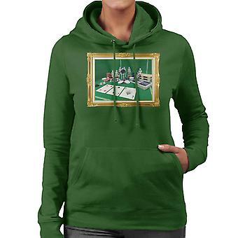 Original Stormtrooper Poker Women's Hooded Sweatshirt