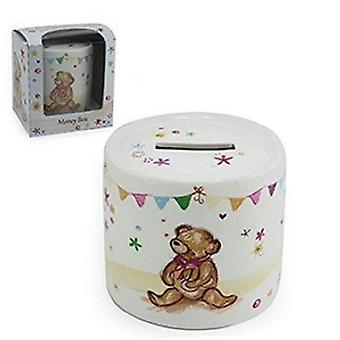 Lesser & Pavey Little Bear Hugs Collection Money Box LP33239