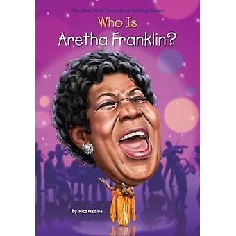 وهو أريثا فرانكلين؟ بالمدينة المنورة نيكو--كتاب 9780451532398