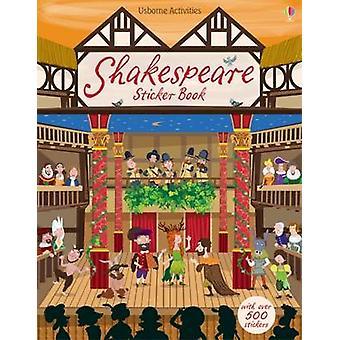 Shakespeare Sticker Book door Rob Lloyd Jones - Paul Nicholls - 9781409