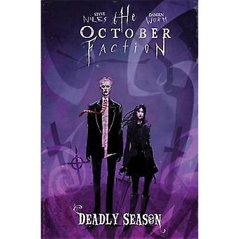 Oktober fraktion - dödliga säsong av Steve Niles - Damien masken - 978