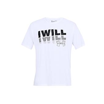 Sous blindage je vais 2.0 Short Sleeve Tee Mens T-shirt 1329587-100