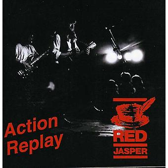 Red Jasper - Action Replay [CD] USA import