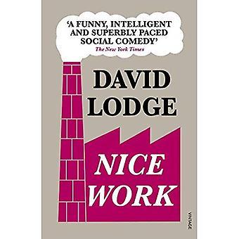 Buen trabajo. David Lodge