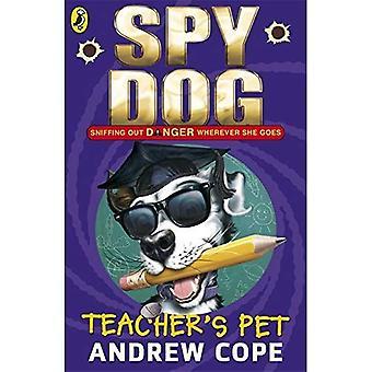 Cão espião do professor