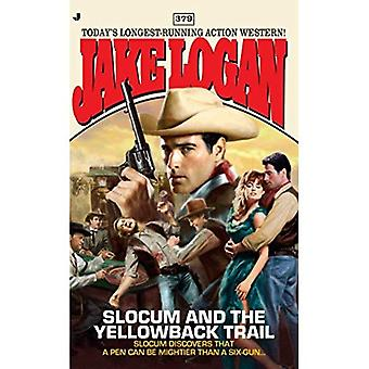 Slocum and the Yellowback Trail