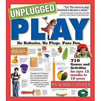 Le livre de jeu débranché: Le Guide des Parents indispensable