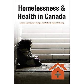 Sans-abrisme & santé au Canada (santé & Society)