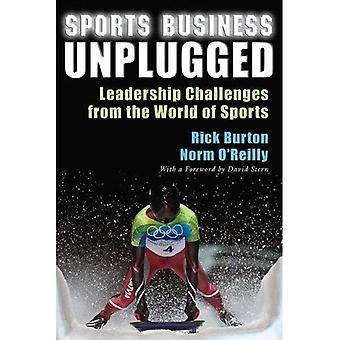 Sport Business débranché: Leadership défis du monde du sport