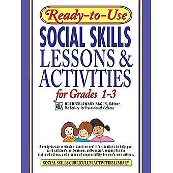 Ready-to-use Social Skills Lessons and Activities for Grades 1-3 (JB Ed: ReadytoUse Activities)