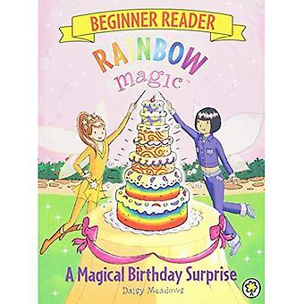 Rainbow Magic nybörjare läsare 3: En magisk födelsedag överraskning