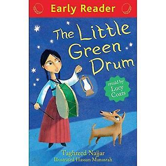 De kleine groene trommel (vroege Reader)