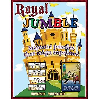 Royal Jumble: Majestic Puzzles That Reign Supreme!