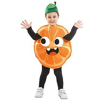Orange barnet kostyme oransje drakt barn kostyme frukt