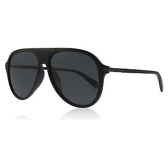 Polaroid PLD2071/G/S/X 807 zwart PLD2071/G/S/X Pilot zonnebril gepolariseerd Lens categorie 3 maat 58mm