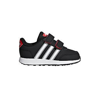 adidas VS Switch 2.0 Infant Kids Boys Sports Trainer Shoe Black
