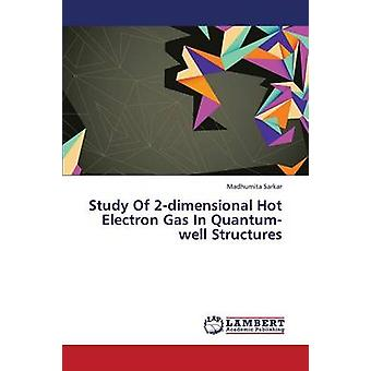 Study of 2Dimensional Hot Electron Gas in QuantumWell Structures by Sarkar Madhumita