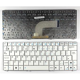 Asus N10J White UK Layout Replacement Laptop Keyboard