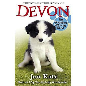En helt sann historia om Devon Naughtiest hunden i världen