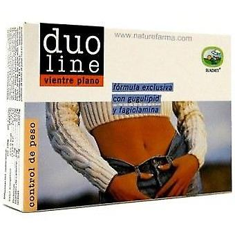Eladiet Duo Line flat tummy 60 tablets (Diet , Supplements)