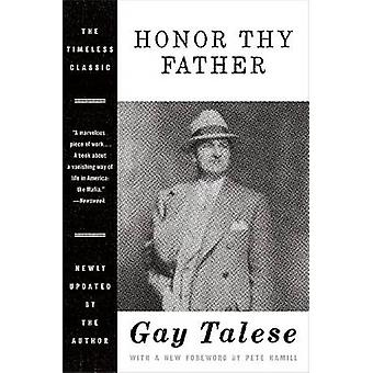 Honor Thy Father by Gay Talese - 9780061665363 Book
