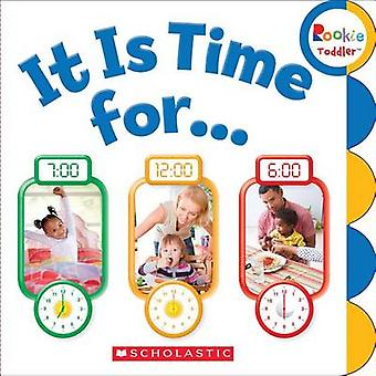 It Is Time For... by Scholastic - 9780531209165 Book