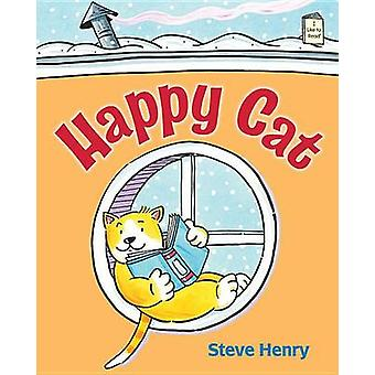 Happy Cat by Steve Henry - 9780823426591 Book