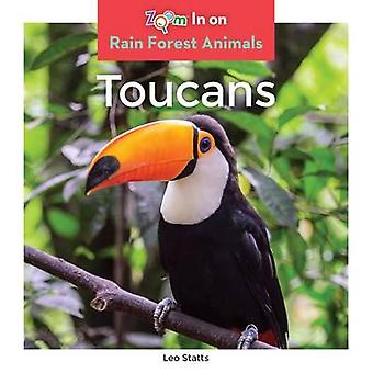 Toucans by Leo Statts - 9781680791976 Book