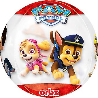 Anagram Paw Patrol Chase & Marshall Supershape Obrz Balloon