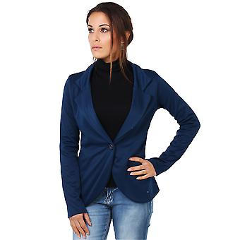 KRISP Womens Ponte Tailored Blazer