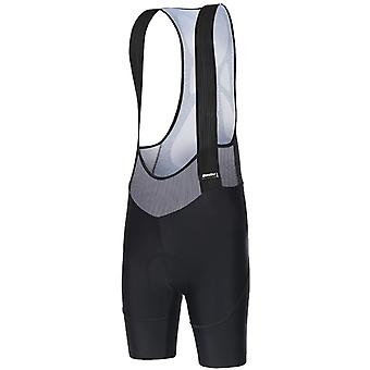 Santini Black 2019 Wovolo Womens Bib Shorts