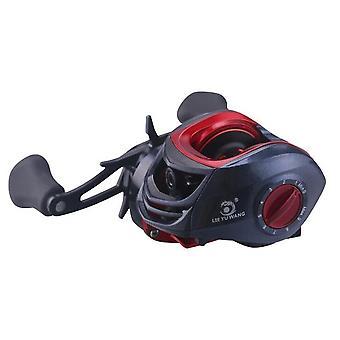 7.2:1 metal water droplet fishing reel gear for saltwater freshwater fishing accessories