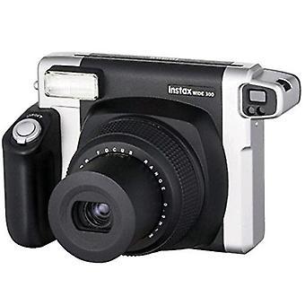 Fujifilm instax 300 analogue camera iso 800 built-in flash color black/grey